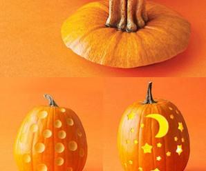 Children's Pumpkin Carving Program