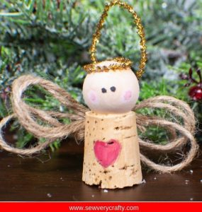 Christmas Angel Craft @ Fort Edward Free Library